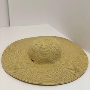 Accessories - Nine West — Floppy Sun Hat